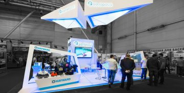 AQUQPOLIS / Exhibition stand / 2018