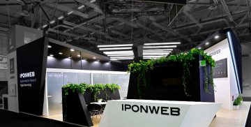 IPONWEB / Exhibition stand / 2019