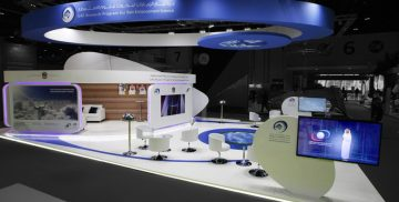UAE PRES / Exhibition stand / 2017