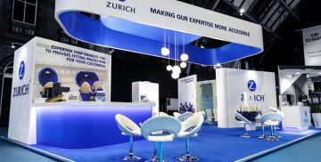 ZURICH / Exhibition stand / 2018